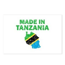 Made In Tanzania Postcards (Package of 8)