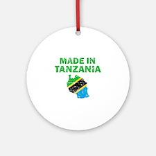 Made In Tanzania Ornament (Round)