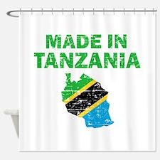 Made In Tanzania Shower Curtain