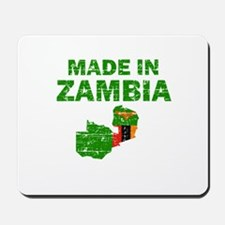Made In Zambia Mousepad