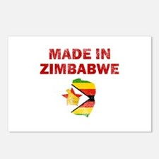 Made In Zimbabwe Postcards (Package of 8)
