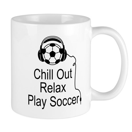 Cool Soccer Designs Mug By Sportzandgamez