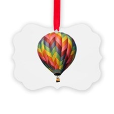Helaine's Hot Air Balloon 2 Ornament