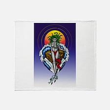 Divinity Throw Blanket