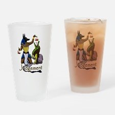 AnubisJudgementmerch.png Drinking Glass