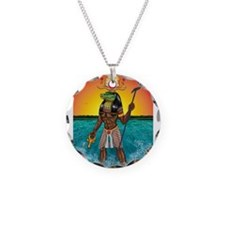 sobekmerch.png Necklace Circle Charm
