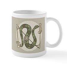 Pictish Snake Mug
