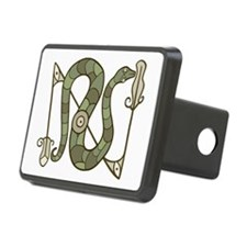 Pictish Snake Hitch Cover
