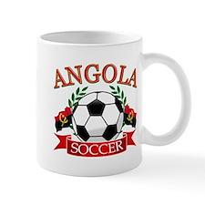 Angola Football Mug