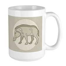 Pictish Boar Mug