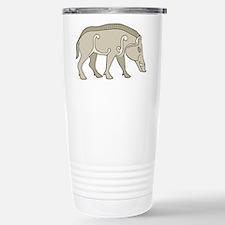 Pictish Boar Travel Mug
