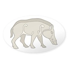 Pictish Boar Decal