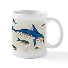 Knossos Dolphin Mug