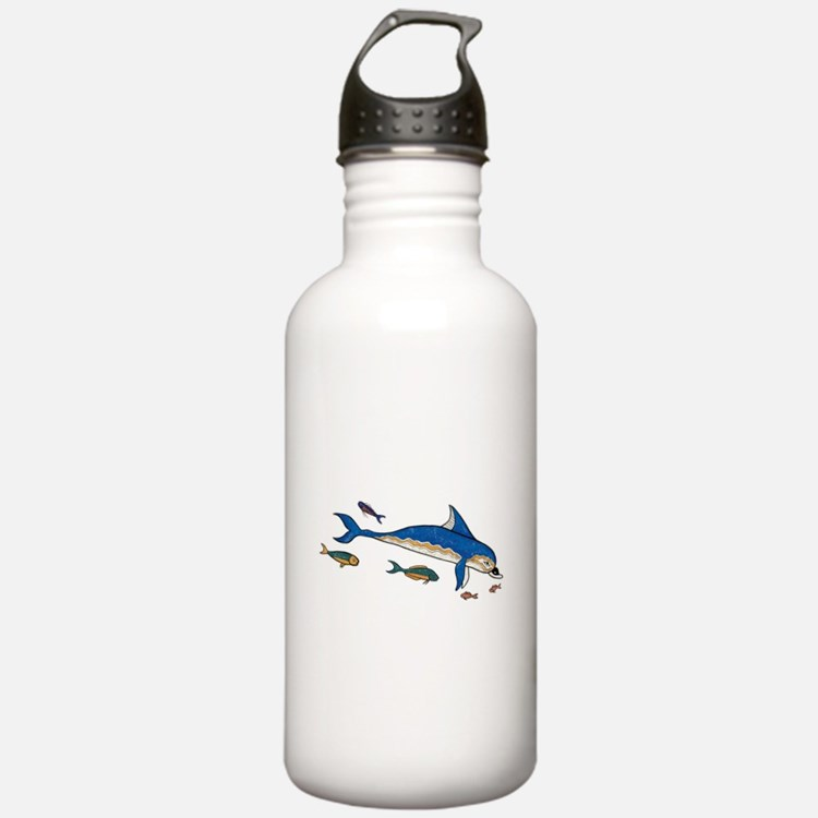 Knossos Dolphin Water Bottle