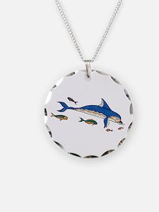 Knossos Dolphin Necklace