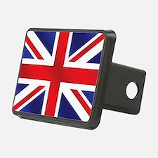 Union Jack UK Flag Hitch Cover