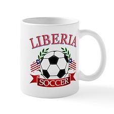 Liberia Football Mug