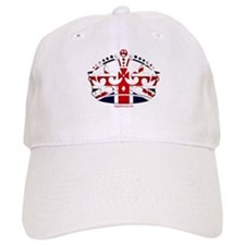 Royal British Crown Baseball Cap