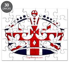 Royal British Crown Puzzle