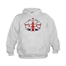Royal British Crown Hoodie
