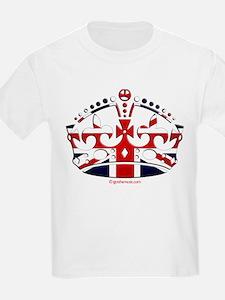 Royal British Crown T-Shirt