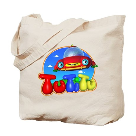 TuTiTu Blue sky Tote Bag