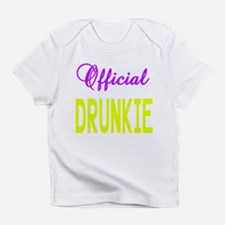Official Drunkie Infant T-Shirt