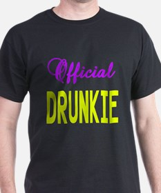 Official Drunkie T-Shirt