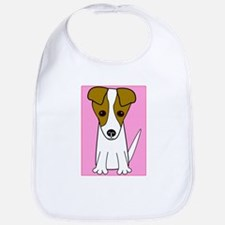 """Jack Russell Terrier"" Bib"