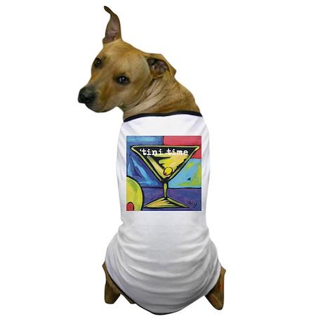 'Tini Time Dog T-Shirt