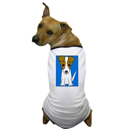 """Jack Russell Terrier"" Dog T-Shirt"