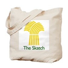 The Skatch Tote Bag