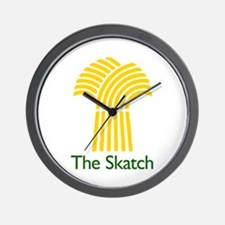 The Skatch Wall Clock