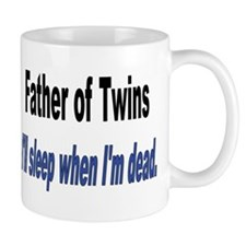Sleep When Im Dead.PNG Mug