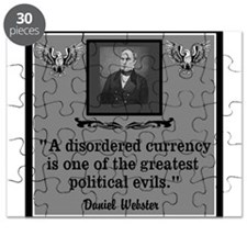 Disordered Currency Puzzle
