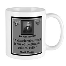Disordered Currency Mug
