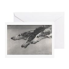 Maud Earl's Borzoi II Cards