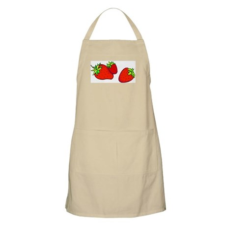 Strawberry19 BBQ Apron
