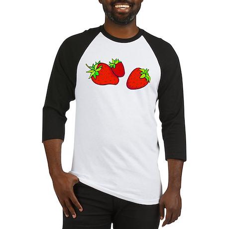 Strawberry19 Baseball Jersey