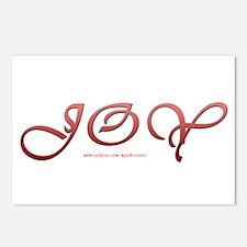 Joy Postcards (Package of 8)
