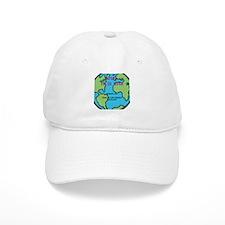 Planet Earth Logo circa 2013 Baseball Cap