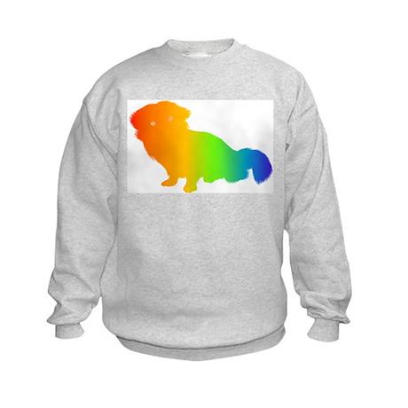 Pekinese Kids Sweatshirt