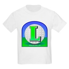 Golfer's Birthday Gift - Kids T-Shirt