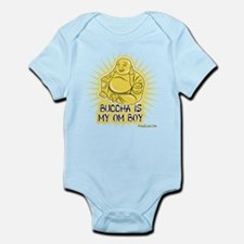 www.YogaGlam.com Infant Bodysuit