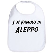 Famous in Aleppo Bib