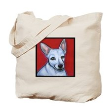 "Jack Russell ""Madison"" Tote Bag"