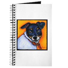 """Rat Terrier """"Macy"""" Journal"""