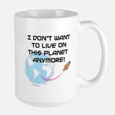 live on planet Mug