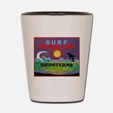 Shipsterns, Tasmania Surf Rescue Shot Glass