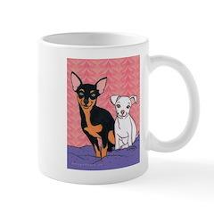 Maggie's Angels Dogs Mug